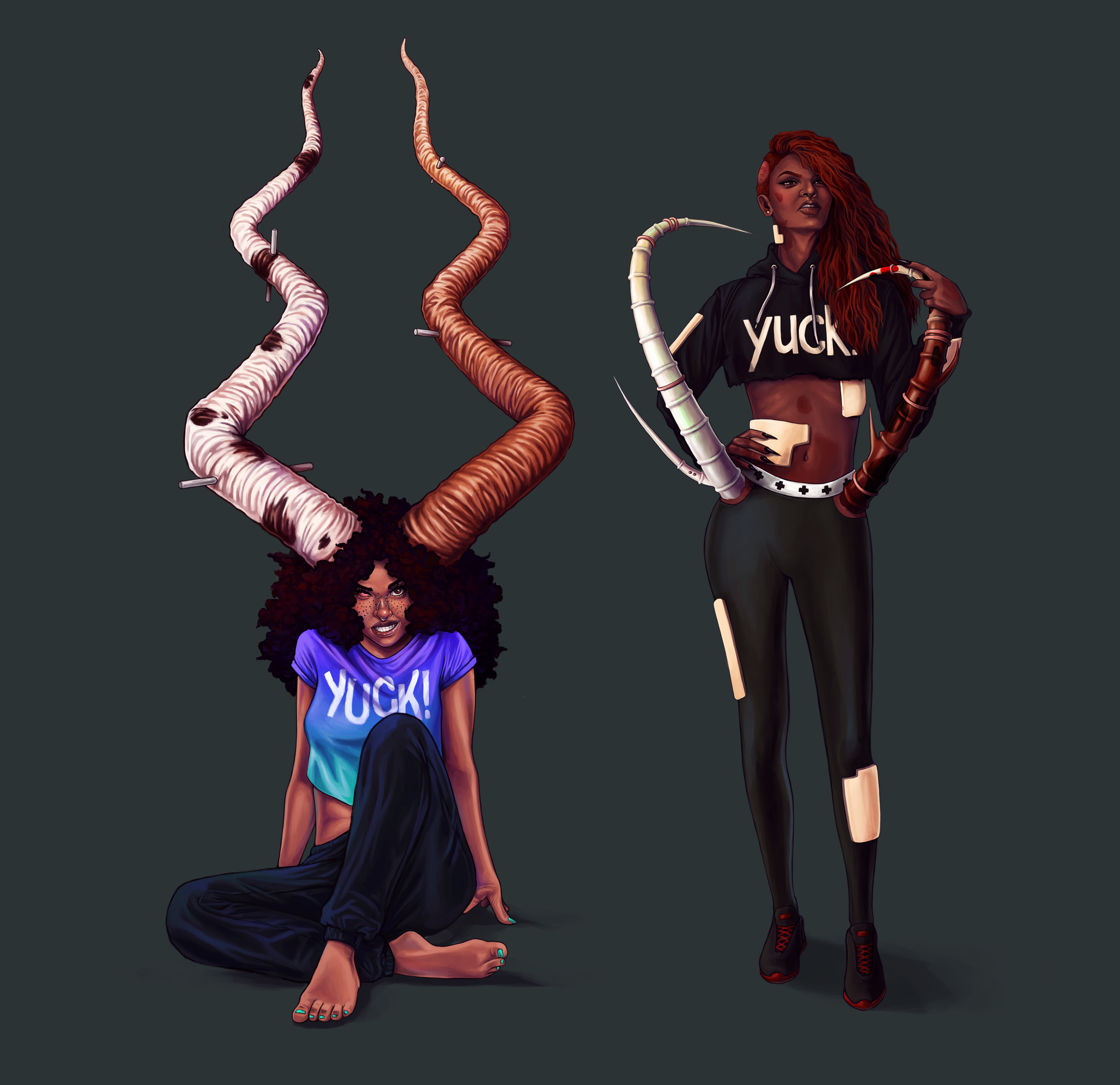 Vicious – Junnie and Lewish
